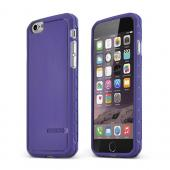 "Purple Body Glove Apple iPhone 6 (4.7"") Satin Series Slim Protective TPU Crystal Silicone Case - 9446002"