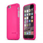 "Hot Pink Body Glove Apple iPhone 6 (4.7"") Satin Series Slim Protective TPU Crystal Silicone Case - 9448901"