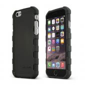 "Black Body Glove Apple iPhone 6 (4.7"") Dropsuit Series Crystal Silicone Case w/ Textured Lines - 9449101"