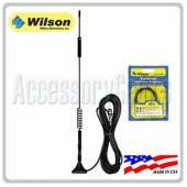 Wilson Dual-Band Magnetic Mount Antenna 301103 Package for Audiovox