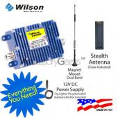 Wilson Cellular Dual Band Wireless Amplifier Package, 801201
