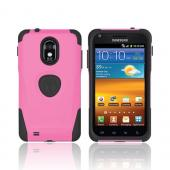 Original Trident Aegis Samsung Epic 4G Touch Hard Case Over Silicone w/ Screen Protector, AG-EPIC-PK - Pink/ Black