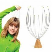 Kikkerland Standing Head Massager - Relieve Stress!
