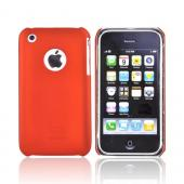 Original Case-Mate Apple iPhone 3G 3GS Barely There Rubberized Back Cover Case, ATT010077 - Orange