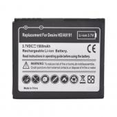 HTC Desire (CDMA) Standard Battery Replacement, 1500mAh