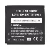 HTC Sensation 4G Standard Battery Replacement (1250 mAh) - Black