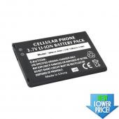 LG Marquee LS855 Standard Battery Replacement (1200 mAh) - Black