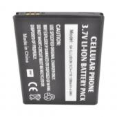 Samsung Illusion i110 Standard Replacement Battery (1200 mAh) - Black
