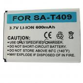 Samsung T409 Battery - Standard