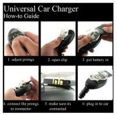 Universal Battery Vehicle Charger