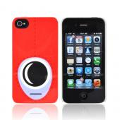 Original Psyclops AT&T/ Verizon Apple iPhone 4, iPhone 4S Syd Hard Case - Red Hoodie Cyclops