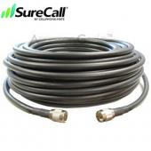 Cellphone-Mate CM400 Ultra-Low-Loss Coaxial Cable CM001-75 (75 ft)