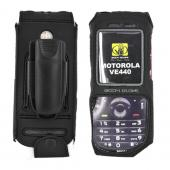Original Body Glove Motorola VE440 Fitted Case w/ Removable Clip, CRC91347 - Black