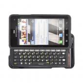 Original Body Glove Motorola Droid 3 Snap-On Hard Case w/ Adjustable Kickstand, CRC92287 - Black