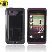 Original Body Glove HTC Rhyme Hard Snap-On Case w/ Kickstand, CRC92481 - Black