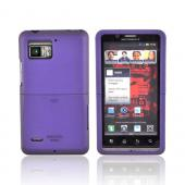 Original Seidio Motorola Droid Bionic XT875 Surface Rubberized Hard Case, CSR3MTBNC-PR - Amethyst Purple