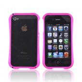 Original Cleave AT&T/ Verizon Apple iPhone 4, iPhone 4S Aluminum Bumper Case, DCB-IP4OA6HPI - Hot Pink - XXIP4
