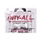 "Universal ""Dry-All"" Molecular Dehumidifier for Wet Cell Phones and other Electronic Devices - One Time Use Emergency Kit"