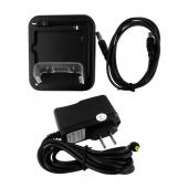 Samsung Omnia HD i8910 Twin Cradle Charger Charge n' Sync  - Black