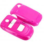 Sony Ericsson Z310 Protective Hard Case - Hot Pink