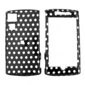 Garmin Nuvifone G60 Hard Case - Polka Dots