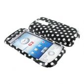 T-Mobile MyTouch 3G Hard Case - Polka Dot