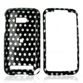 Verizon HTC Imagio Hard Case - Polka Dots