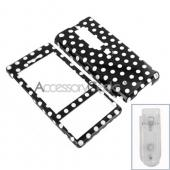 HTC Touch Pro from Verizon Hard Case - Polka Dot