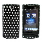 HTC Pure Hard Case - Polka Dots