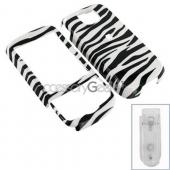 HTC Shadow 2 Hard Case - Zebra