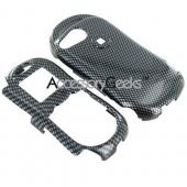 Kyocera K612 Carbon Fiber Protective Case with Belt Clip