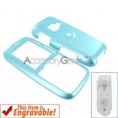 LG Rumor Hard Case - Baby Blue