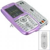 LG Rumor Protective Hard Case - Light Purple