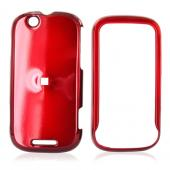 Motorola CLIQ Hard Case - Red