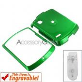 Motorola Hint Hard Case - Green