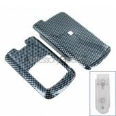 Motorola i776 Hard Case - Carbon Fiber