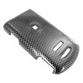 Motorola VE465 Hard Case - Carbon Fiber