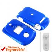 Motorola VU204 Hard Case - Blue