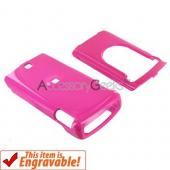 Nokia Grouper / Mural 6750 Hard Case - Hot Pink