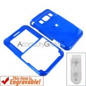 Pantech Slate Hard Case - Blue