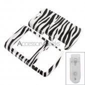 Samsung Propel Hard Case - Zebra