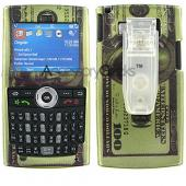 Samsung BlackJack i607 Protective Hard Case - Hundred Dollar Bill