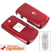 Samsung M320 Hard Case - Red