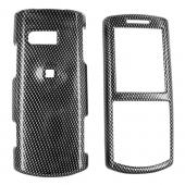 Samsung Messager II R560 Hard Case - Carbon Fiber