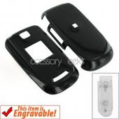 Samsung U430 Hard Case - Black