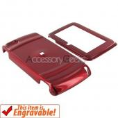 T-Mobile Sidekick LX2009 Hard Case - Red
