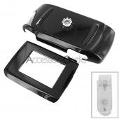 Side Kick ID Protective Hard Case - Black