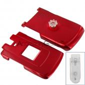 Sanyo Katana II Protective Hard Case - Red