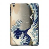 Katsushika Hokusai The Great Wave Off Kanagawa - Geeks Designer Line Artist Series Glossy Case for Apple iPad Mini