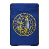 Grunge Nebraska - Geeks Designer Line Flag Series Hard Case for Apple iPad Mini